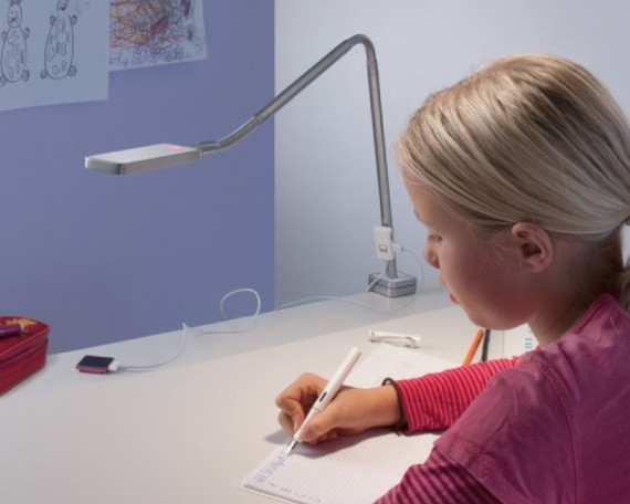 Moll Flexlight Bureaulamp